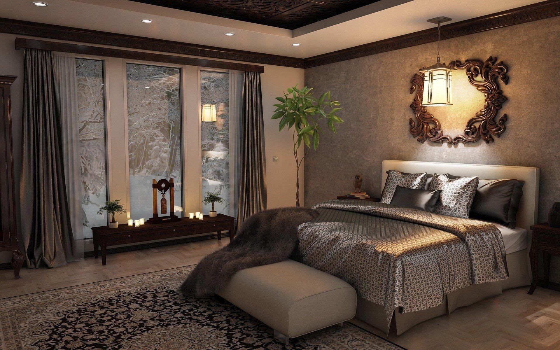Das sind die wichtigsten Trends für Schlafzimmer Design im Jahr 2021